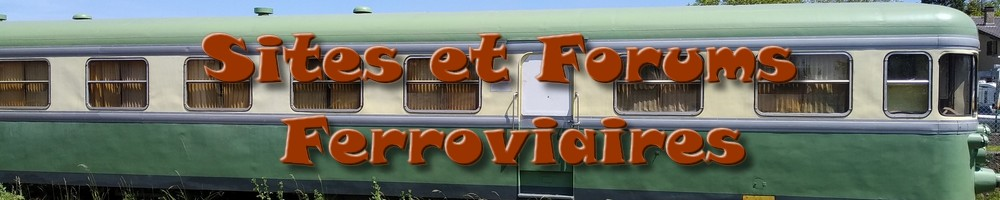 Sites et forums ferroviaires